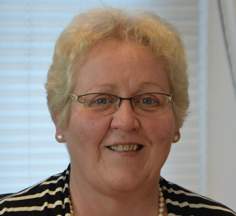 Rechtsanwalts- und Notarfachangestellte Jutta Janssen