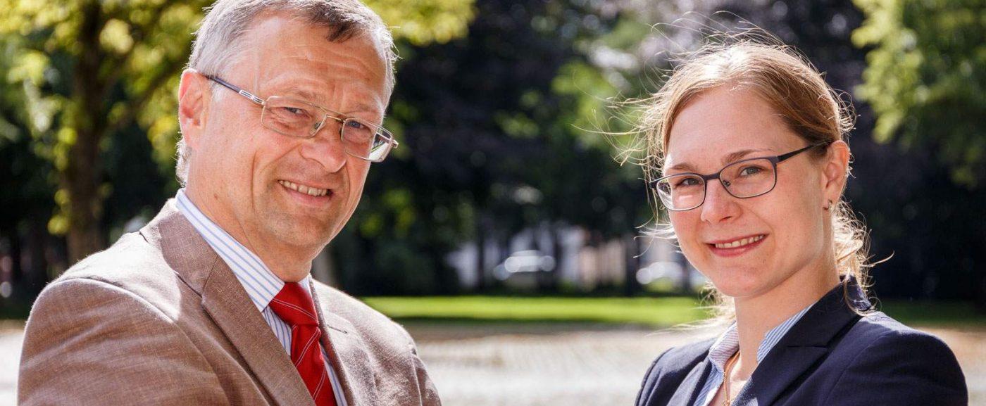 Rechtsanwalt Maike und Notar Folkert Poppinga Norden Ostfriesland